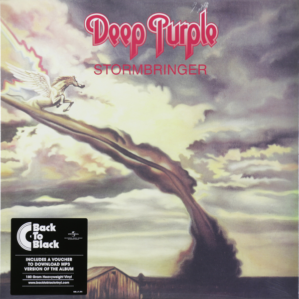 Deep Purple Deep Purple - Stormbringer deep purple deep purple stormbringer lp
