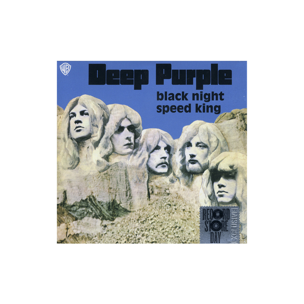 DEEP PURPLE DEEP PURPLE - BLACK NIGHT/SPEED KING (V7)