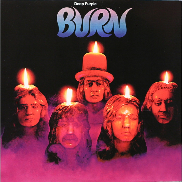 Deep Purple Deep Purple - Burn deep purple deep purple stormbringer 35th anniversary edition cd dvd
