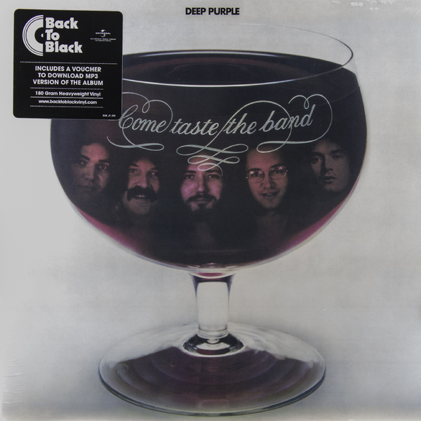 Deep Purple Deep Purple - Come Taste The Band deep purple deep purple stormbringer 35th anniversary edition cd dvd