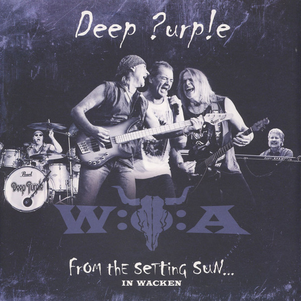 Deep Purple Deep Purple - From The Setting Sun... (in Wacken) (3 LP) deep purple deep purple stormbringer 35th anniversary edition cd dvd