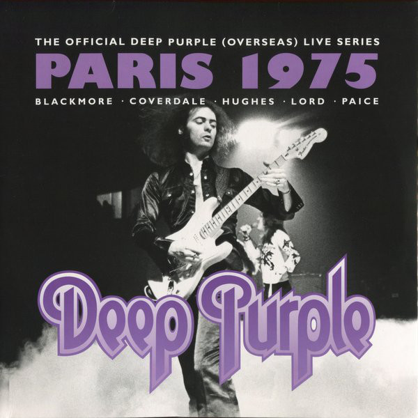 Deep Purple Deep Purple - Live In Paris 1975 (3 LP) deep purple deep purple stormbringer 35th anniversary edition cd dvd
