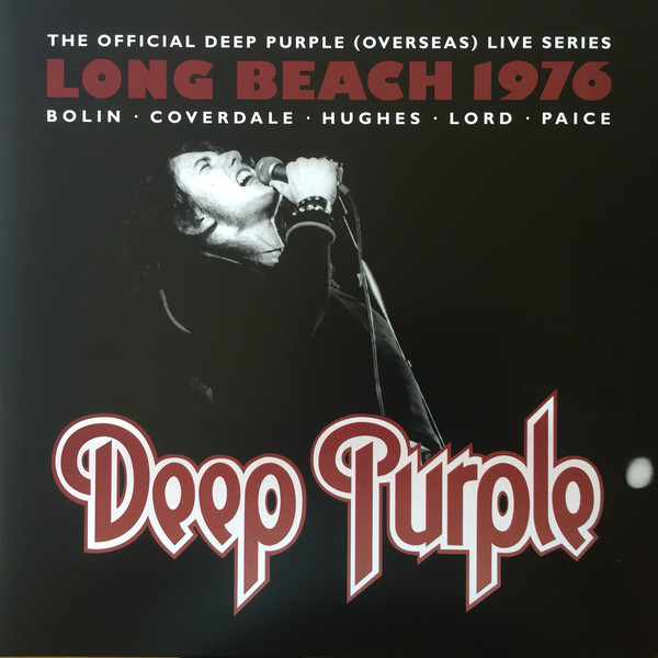 Deep Purple Deep Purple - Long Beach 1976 (3 LP) deep purple deep purple stormbringer 35th anniversary edition cd dvd