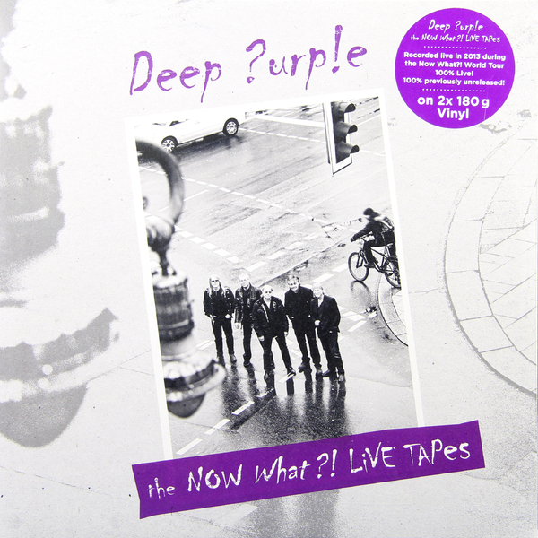 Deep Purple Deep Purple - Now What?! - Live Tapes (2 Lp, 180 Gr) how i live now