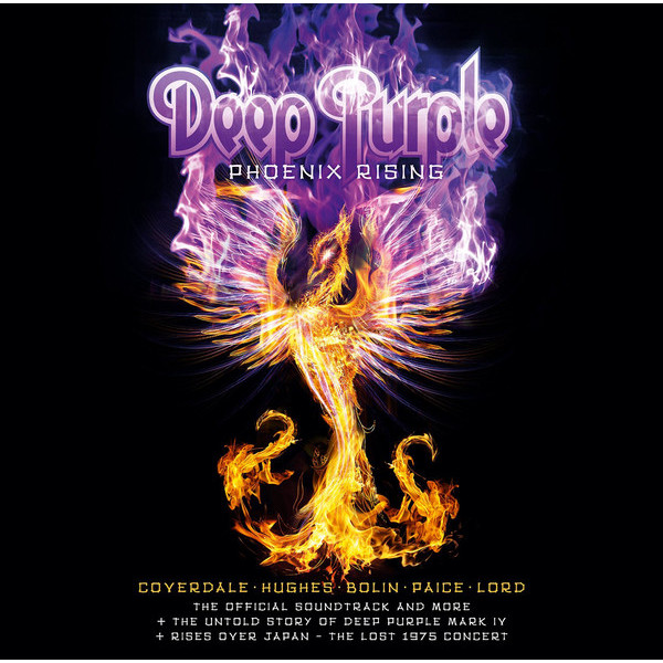 Deep Purple Deep Purple - Phoenix Rising (2 LP) deep purple deep purple stormbringer 35th anniversary edition cd dvd