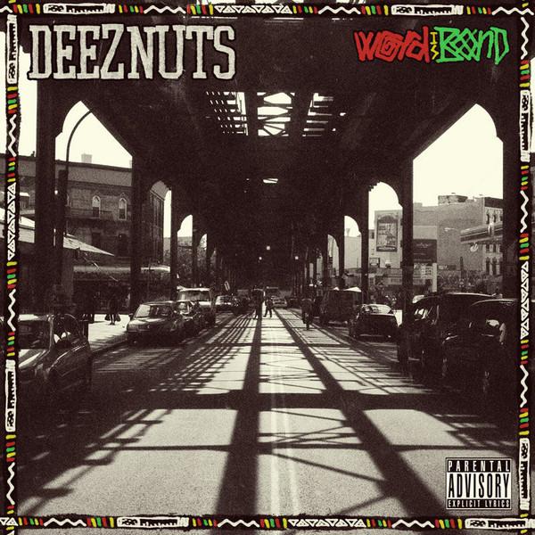 Deez Nuts Deez Nuts - Word Is Bond (lp+cd) partners lp cd
