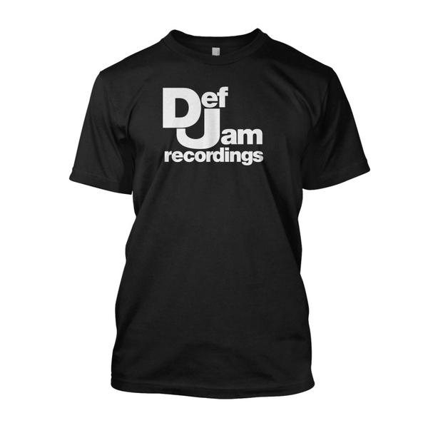 Футболка мужская Def Jam - Logo Black (размер XXL) от Audiomania