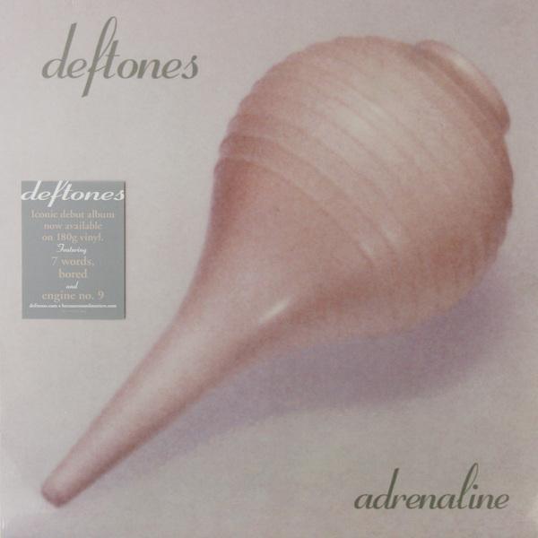 DEFTONES DEFTONES - ADRENALINE (180 GR) deftones deftones deftones