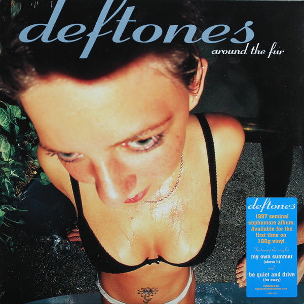 Deftones Deftones - Around The Fur (180 Gr) купить
