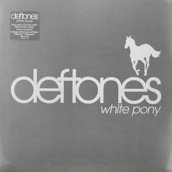 DEFTONES DEFTONES - WHITE PONY (2 LP) deftones deftones around the fur 180 gr