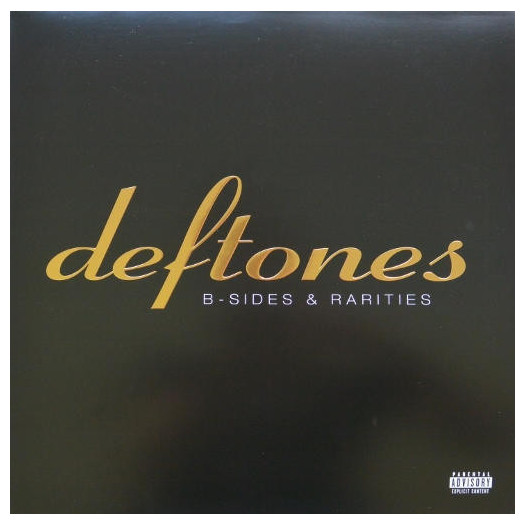 DEFTONES DEFTONES - B-SIDES   RARITIES (2 LP + DVD) deftones deftones deftones
