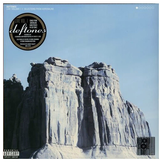 Deftones Deftones - Live: Volume 1 - Selections From Adrenaline купить