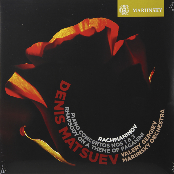 Rachmaninov RachmaninovDenis Matsuev - : Piano Concerto No. 3   Rhapsody On A Theme Of Paganini - Vinyl Edition (2 LP) eset nod32 антивирус platinum edition 3 пк 2 года