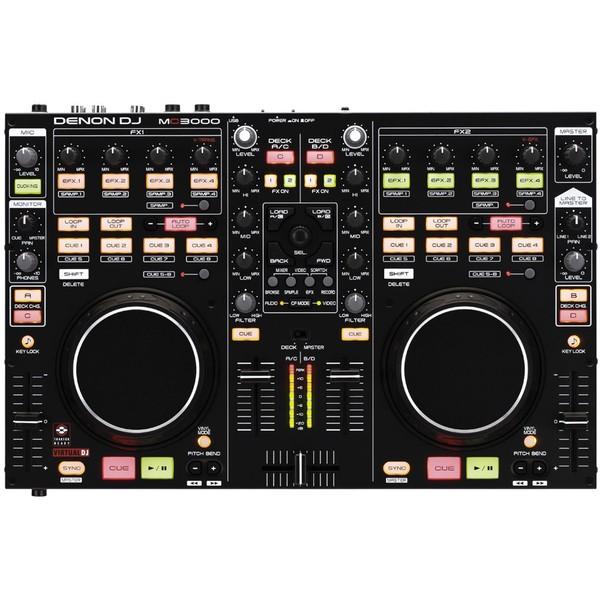 DJ контроллер Denon