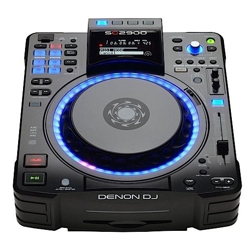 DJ CD проигрыватель Denon DN-SC2900 in stock 100% tested new original 5 5 for viewsonic v500 v500 3 full lcd screen display touch panel with tracking number