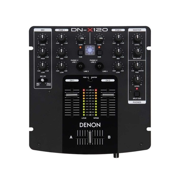 DJ микшерный пульт Denon DN-X120