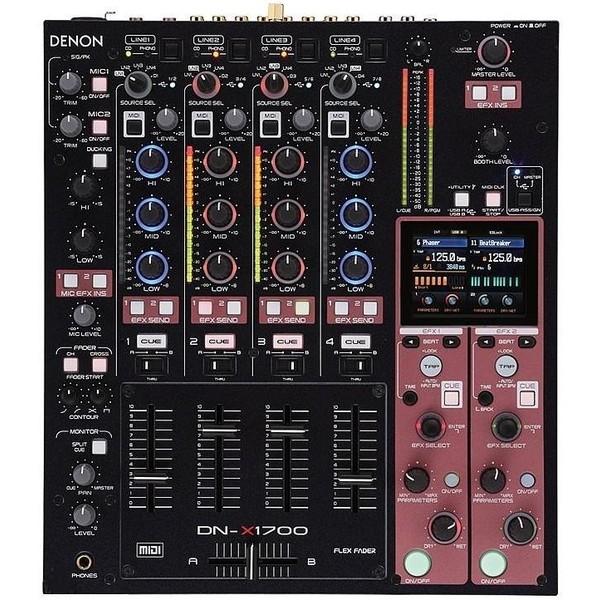DJ микшерный пульт Denon DN-X1700