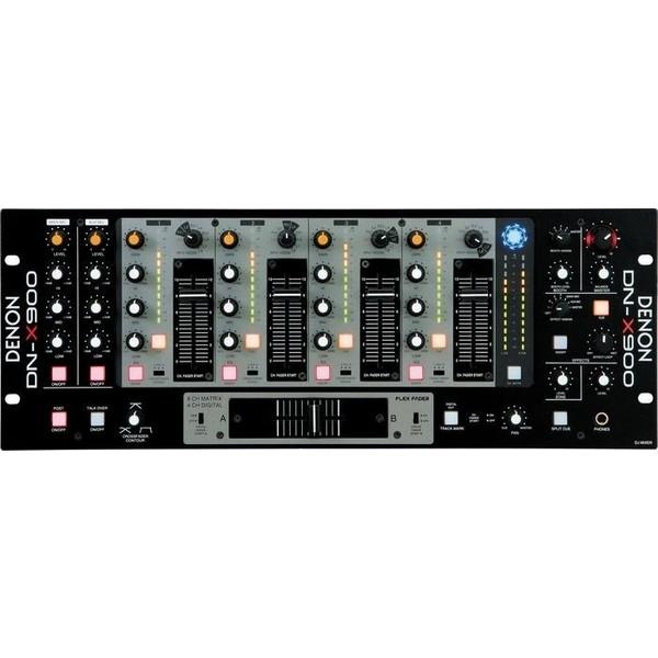 DJ микшерный пульт Denon DN-X900