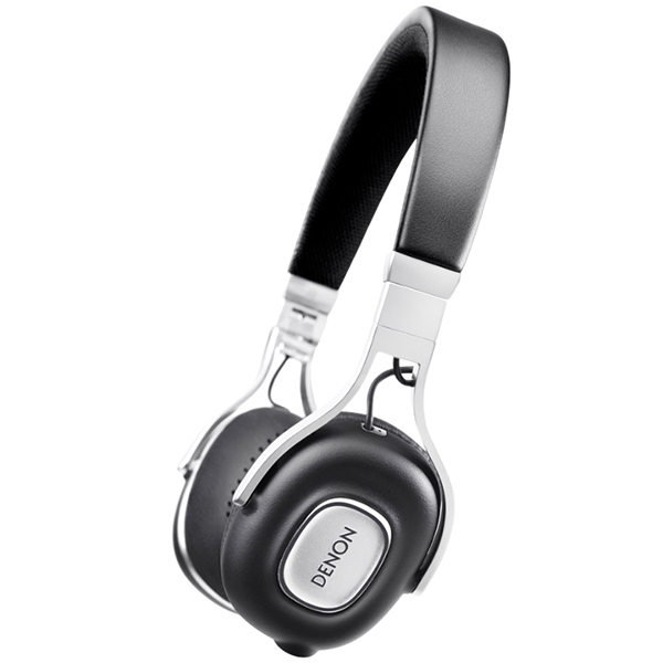 Накладные наушники Denon AH-MM200 Black denon ah w200 silver black