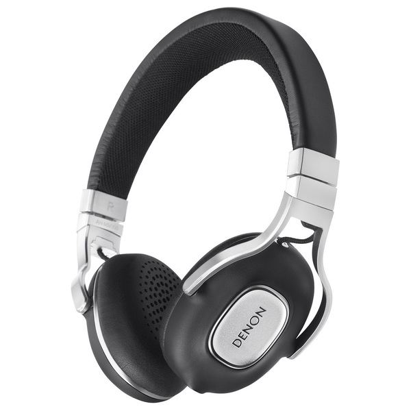 Накладные наушники Denon AH-MM300 Black denon ah w200 silver black