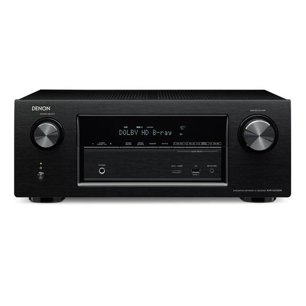 AV ������� Denon - DenonAV �������<br>AV-������� 7.2, �������� 7 � 105 �� (8 ��), Bluetooth, AirPlay, 8 HDMI, USB, �������� (�����) 434x167x388 ��, ��� 10,7 ��.<br>