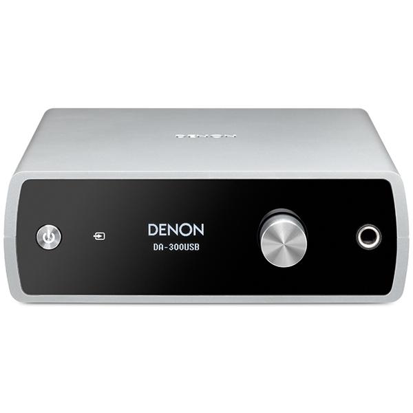 Внешний ЦАП DenonВнешний ЦАП<br>Цифро-аналоговый преобразователь с поддержкой DSD-потока, Burr-Brown PCM1795, входы:  коаксиальный, 2 оптических, USB (24 бит/192 кГц), выход на наушники 6,3 мм, габариты 170х57х182  мм, масса 1,5 кг.<br>
