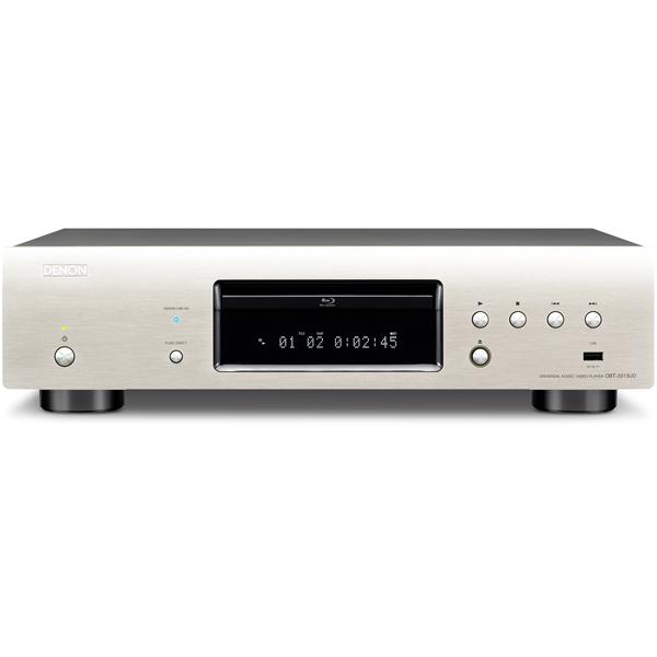 Blu-ray проигрыватель Denon DBT-3313UD Silver плеер denon dbt 3313