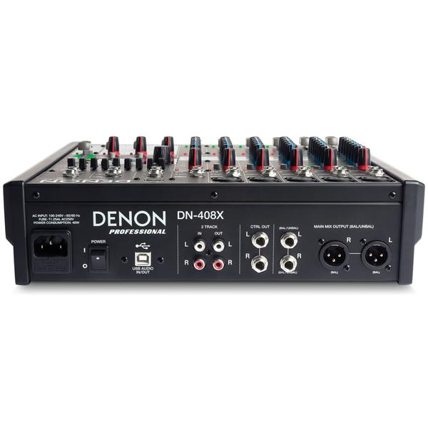 Аналоговый микшерный пульт Denon от Audiomania