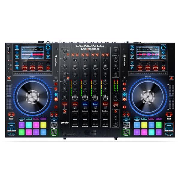 где купить DJ контроллер Denon MCX8000 дешево