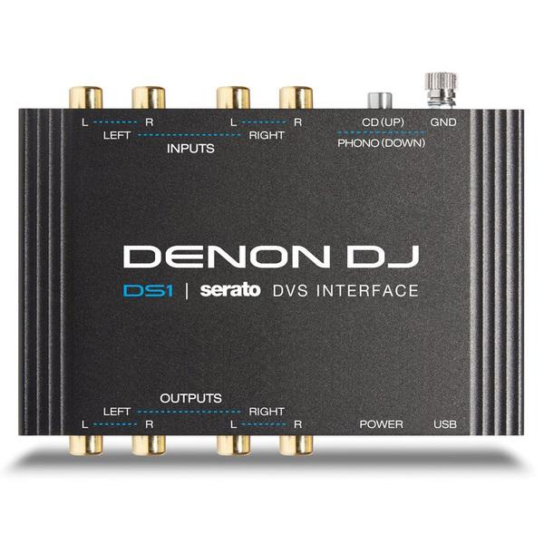 Внешняя студийная звуковая карта Denon