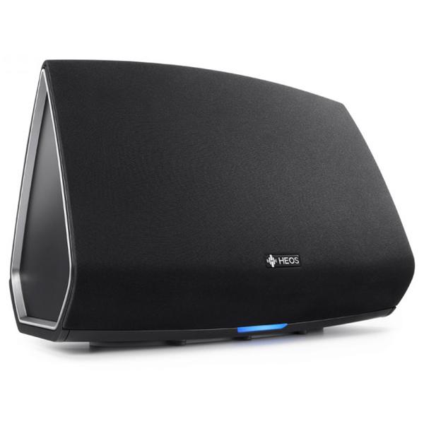 Беспроводная Hi-Fi акустика DenonБеспроводная Hi-Fi акустика<br>Внимание, акция! При покупке Denon HEOS 5 вы получаете в подарок Denon HEOS Extend. Активная акустическая система с Wi-Fi модулем, класс усиления D, 2 твитера, 2 мидвуфера, пассивный радиатор, USB, габариты 294 х 209 х 166 мм, вес 3 кг.<br>