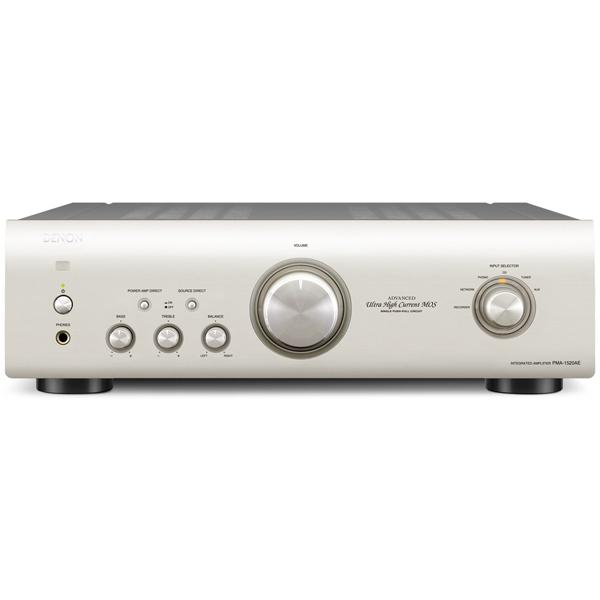 Denon PMA-1520AE Silver