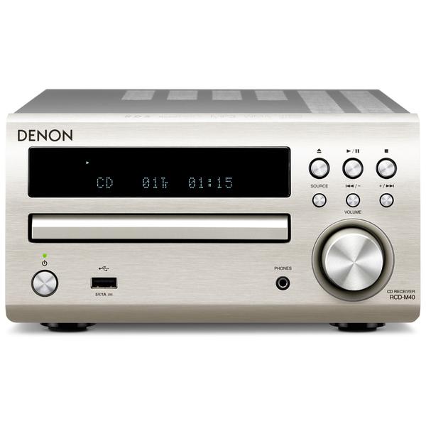 CD ресивер Denon