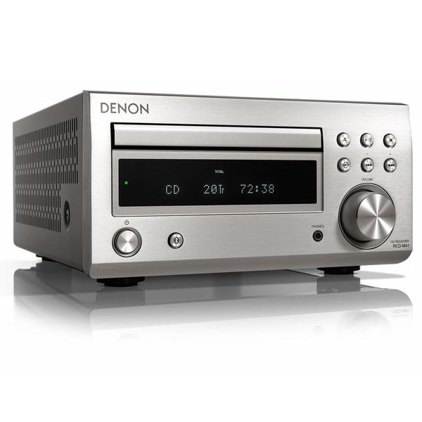 CD ресивер Denon RCD-M41 Silver песни для вовы 308 cd