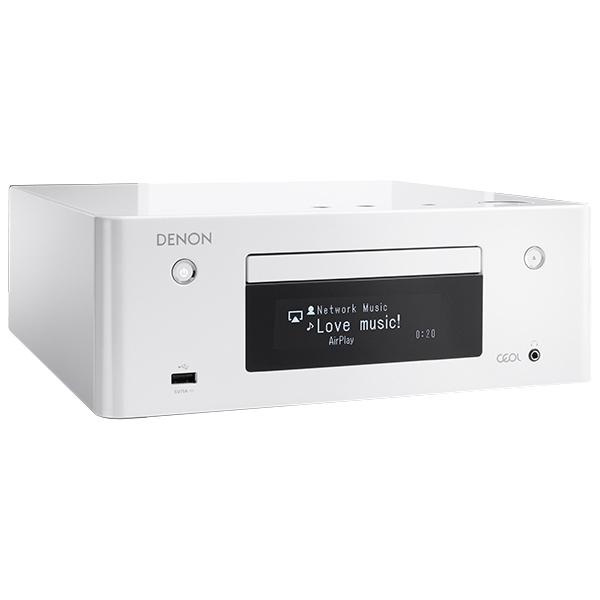 CD ресивер Denon RCD-N9 White щетка туннельная dewal 2 х сторонняя пластиковый штифт 9 рядов 1108215