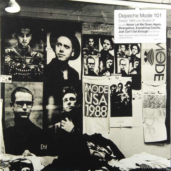 Depeche Mode Depeche Mode - 101 - Live (2 Lp, 180 Gr)