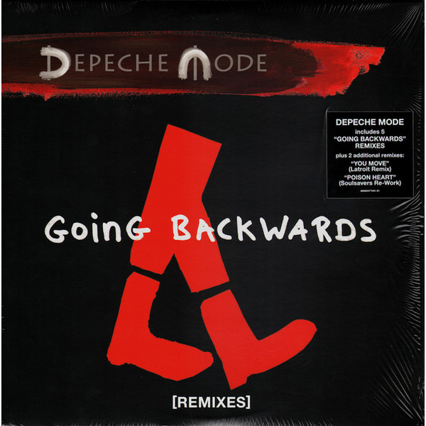 Depeche Mode Depeche Mode - Going Backwards (remixes) (2 Lp, 180 Gr) abba abbaagnetha faltskog agnetha faltskog vol 2 180 gr