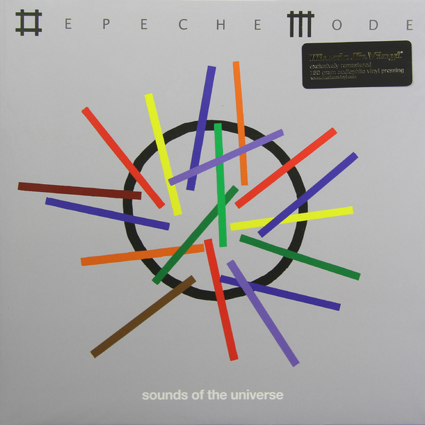 DEPECHE MODE DEPECHE MODE - SOUNDS OF THE UNIVERSE (2 LP)Виниловая пластинка<br><br>