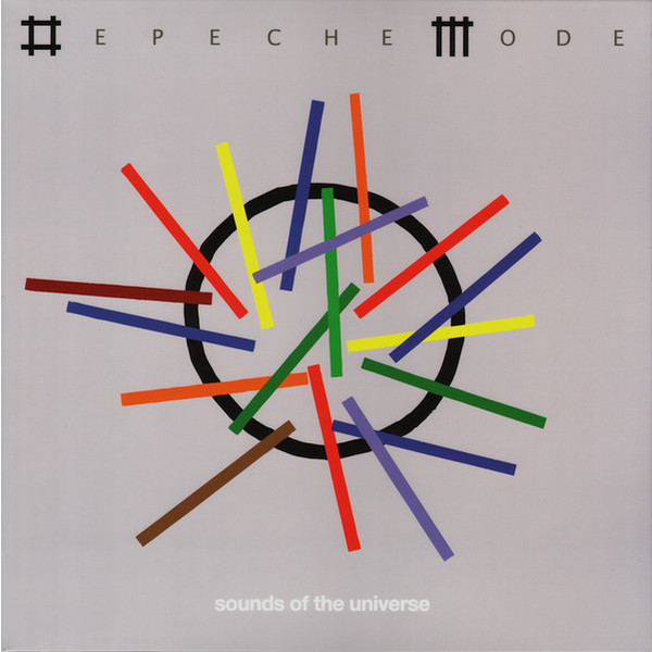 DEPECHE MODE DEPECHE MODE - SOUNDS OF THE UNIVERSE (2 LP) the three sounds the three sounds out of this world lp