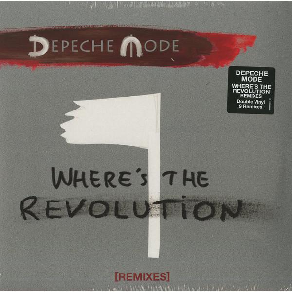 Depeche Mode Depeche Mode - Where's The Revolution (remixes) (2 Lp, 180 Gr) guano apes guano apes proud like a god 180 gr colour