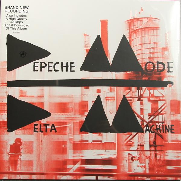 Depeche Mode Depeche Mode - Delta Machine (2 LP) depeche mode delta machine cd