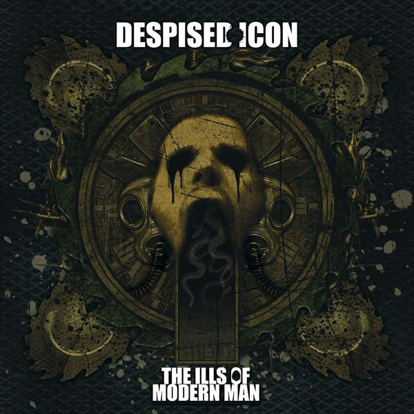 Despised Icon Despised Icon - The Ills Of Modern Man (lp+cd)