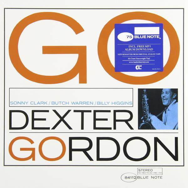 DEXTER GORDON DEXTER GORDON - GO (180 GR)