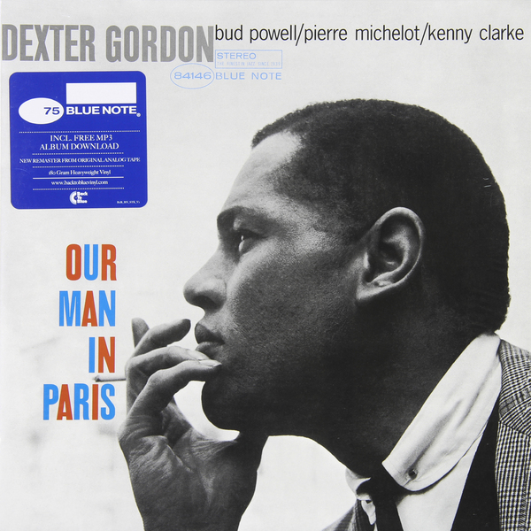 Dexter Gordon Dexter Gordon - Our Man In Paris (180 Gr) guano apes guano apes proud like a god 180 gr colour