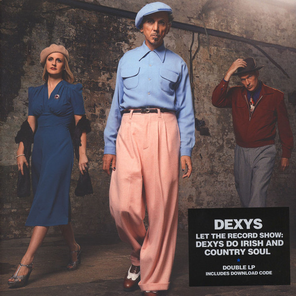 DEXYS DEXYS - Let The Record Show That Dexys Do Irish   Country Soul (2 LP) yanjun toilet anti drop paper jumbo roll holder wall mounted paper towel dispenser bathroom accessories yj 8621