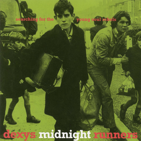 Dexys Midnight Runners Dexys Midnight Runners - Searching For The Young Soul Rebels piano books for the young musician