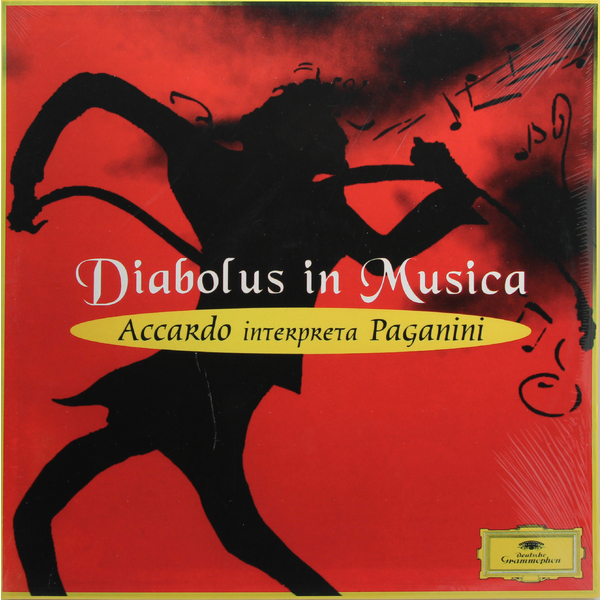 DIABOLUS IN MUSICA DIABOLUS IN MUSICA-ACCARDO INTERPRETA PAGANINI (2 LP)