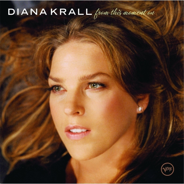 DIANA KRALL DIANA KRALL - FROM THIS MOMENT ON (2 LP) diana krall from this moment on 2 lp