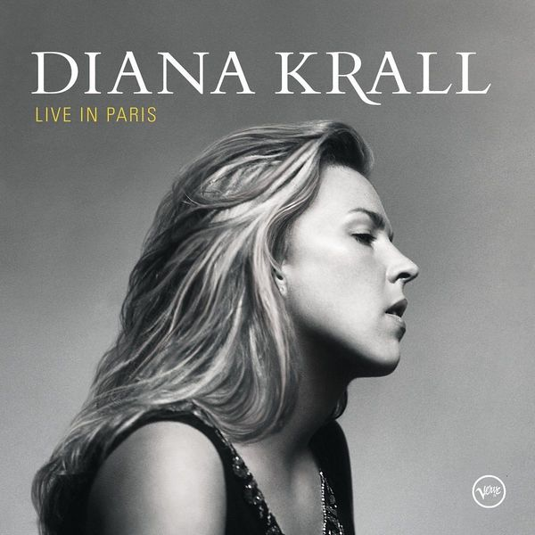 DIANA KRALL DIANA KRALL - LIVE IN PARIS (2 LP) diana krall from this moment on 2 lp