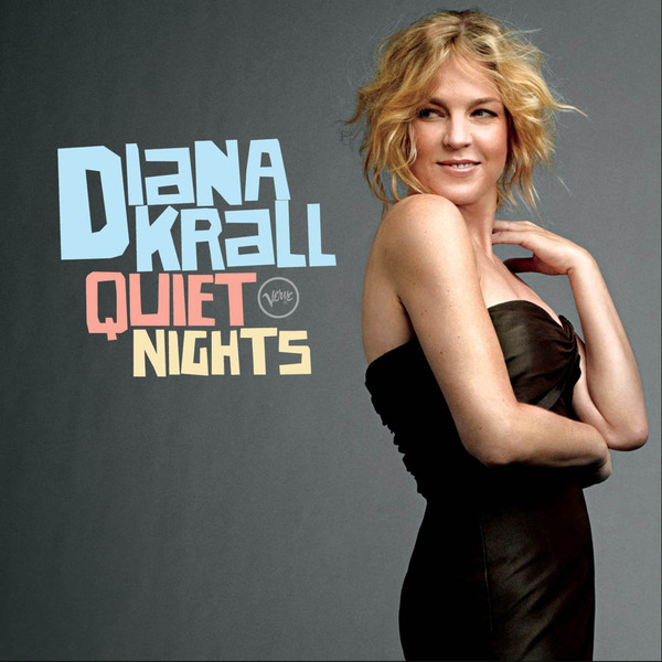 DIANA KRALL DIANA KRALL - QUIET NIGHTS (2 LP) diana krall from this moment on 2 lp